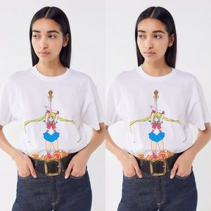 Urban Outfitters Sailor Moon Tee